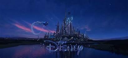 Tomorrowland Disney Walt Film Wikia Animation Logopedia