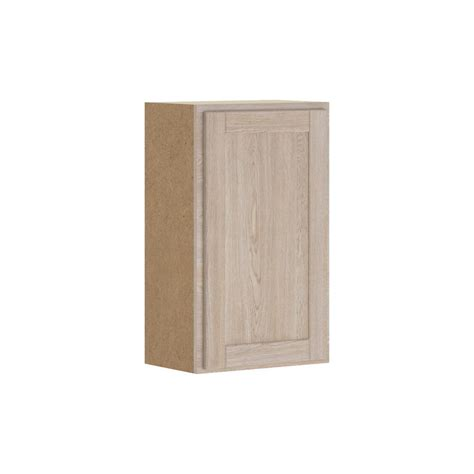 unfinished wall cabinets home depot hton bay assembled 18x30x12 in stratford wall cabinet
