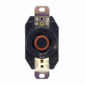 Reliance Controls Corporation L1420p Male Cord Plug For