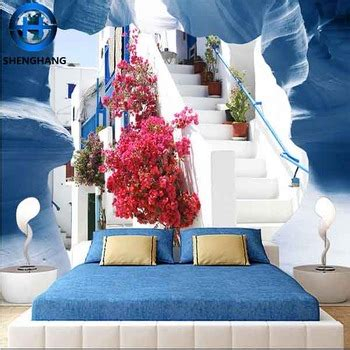 bedroom  wallpaper good home  wall decoration china