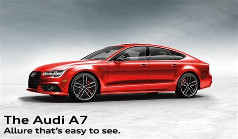 audi wilsonville new 2018 audi a7 specials and incentives now available in wilsonville or 97070
