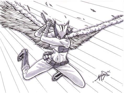 Hawkgirl By Jamesq On Deviantart