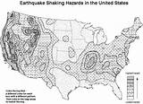 Earthquake Coloring Pages Science Preparedness Earth Sketch Usgs Pdf Earthquakes Template Hazards Gov sketch template