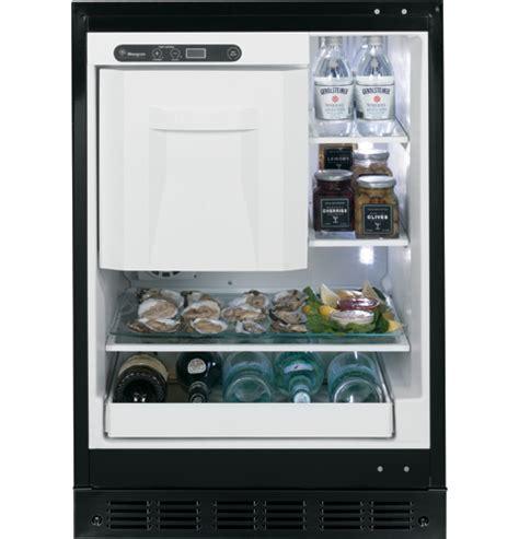 ge monogram  built  bar refrigerator  ice maker stainless zibspss