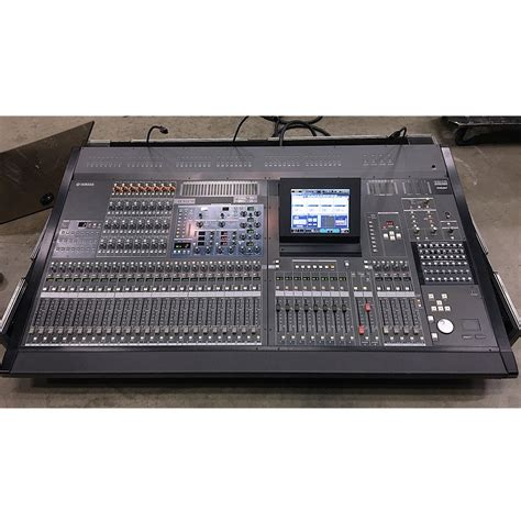 Console Yamaha by Yamaha Pm5d Non Rh Digital Audio Console 10kused