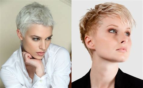 Pixie cut, stories of short hair, also very short » New