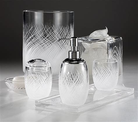 1000+ Images About Sparkling Crystal Bath Accessories On