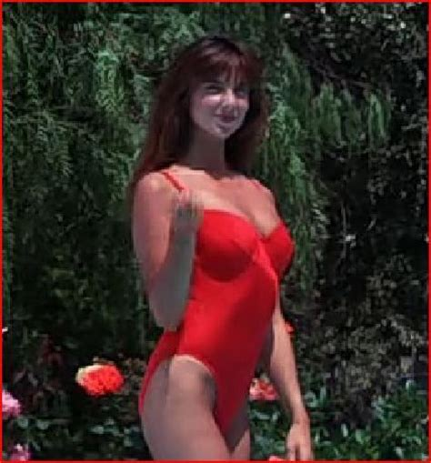 nicolette scorsese swimsuit griswold s christmas vacation babe