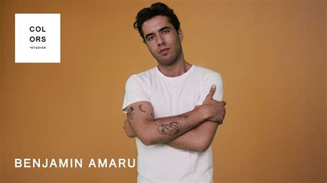 Benjamin Amaru Better Days A Colors Show Chords Chordify