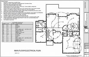 house main floor electric plan sds plans house plans With home wiring plan