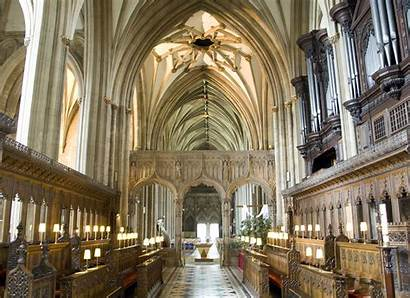 Bristol Cathedral Open Doors Dean England Come