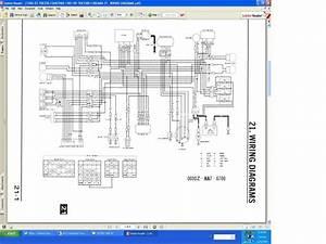 Wiring Diagram 2006 Honda 500 Foreman