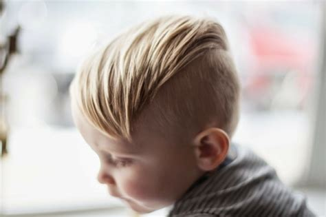 coupe garcon  superbes idees de coiffure pour les