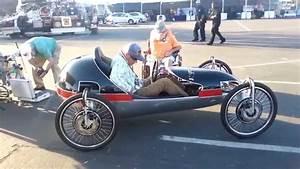 4000 Watt electric car with 4 wheel driveMaker Faire
