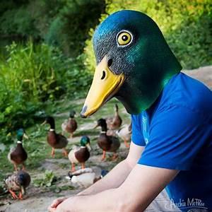 Mallard Duck Mask - Archie McPhee & Co