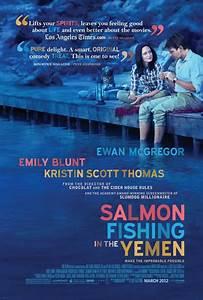 Salmon Fishing in the Yemen DVD Release Date July 17, 2012