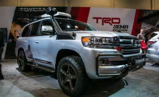 toyota land cruiser 100 vx toyota trd land cruiser is a thing car and driver car and driver