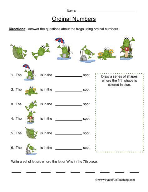 ordinal numbers worksheets have fun teaching ordinal numbers worksheets have fun teaching