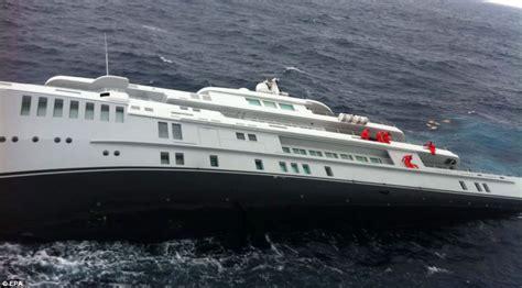 superyacht yogi sank  aegean sea maritime bulletin