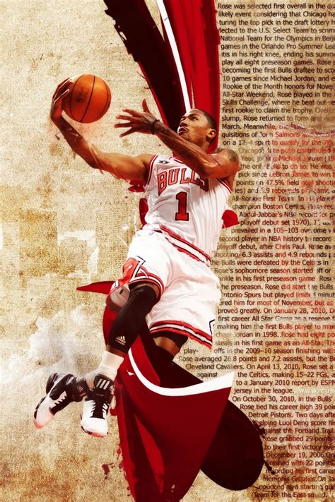 Derrick Rose  Download Iphone,ipod Touch,android