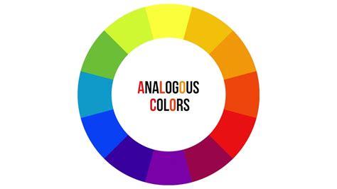analogous color scheme definition analogous colors vocab definition