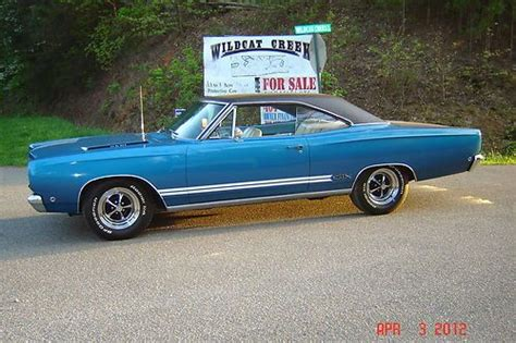 Buy Used 1968 Plymouth Gtx 426 Hemi 4 Speed Dana 60 3