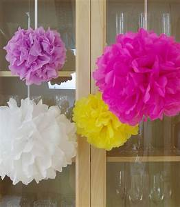 Selber Machen Zeitschrift : pompoms pompons ponpons basteln selber machen hochzeit party dekoration anleitung kostenlos 2 ~ Watch28wear.com Haus und Dekorationen
