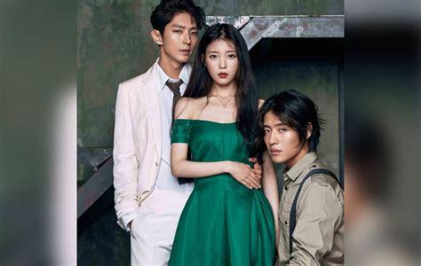 chemistry iu kang ha neul  scarlet heart ryeo bikin