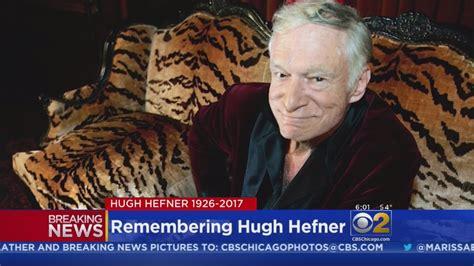 Hugh Hefner, Playboy Founder, Dead At 91 - YouTube