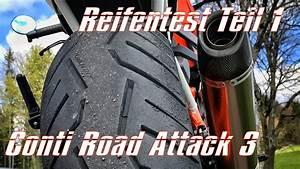 Continental Road Attack 3 Test : reifentest 2017 conti road attack 3 zu viel grip ~ Kayakingforconservation.com Haus und Dekorationen
