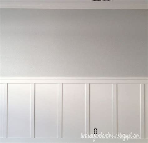 wainscoting ideas bathroom moonshine benjamin grey paint