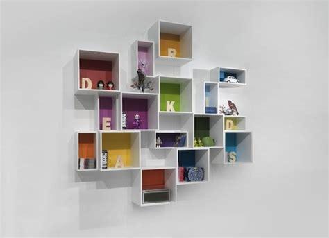 Individual Wall Shelves by 25 Inspiring Cube Shelves