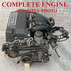 Bmw 1 3 Series E87 E90 116i 316i Engine N45b16a With 60k