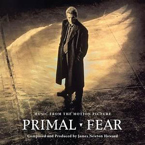 film music | movie music| film score | PRIMAL FEAR - James ...