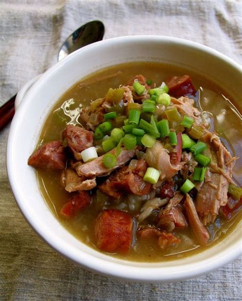 lot of 6 gumbo soup turkey gumbo it 39 s a tradition in our house to turkey