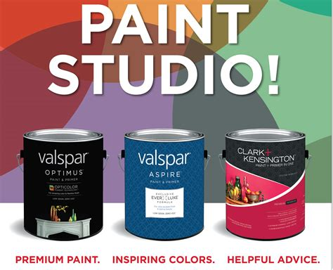 sneade s ace home center unveils their new paint studio