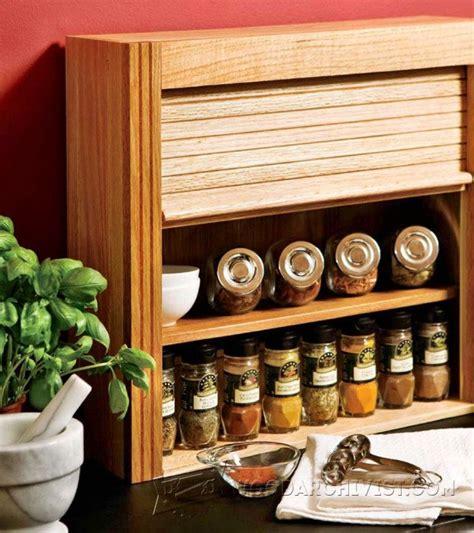 wooden kitchen rack designs 1398 wooden spice rack plans woodarchivist 1643