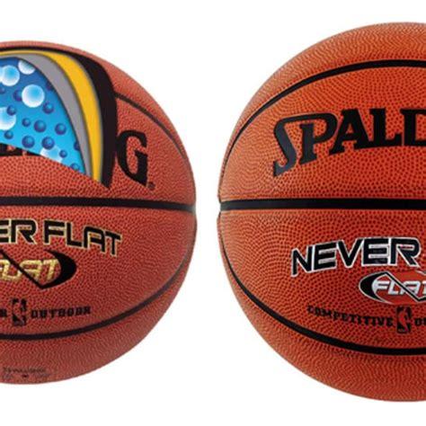 tech  spalding neverflat basketball