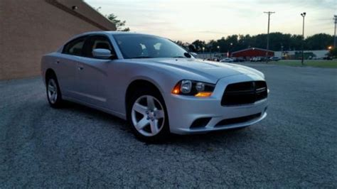 2012 Dodge Charger Interceptor by Purchase Used 2011 Dodge Charger Package V 8