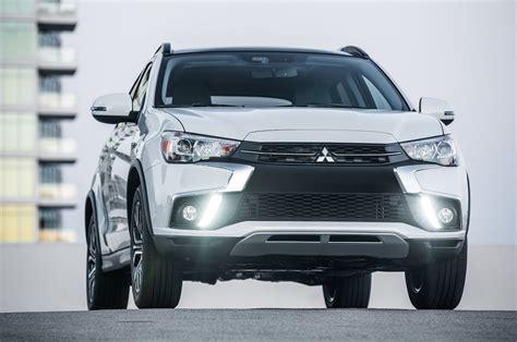 2018 Mitsubishi Outlander Sport Gets An Update  Motor Trend
