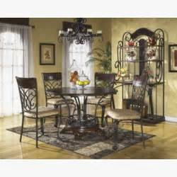 HD wallpapers used ashley dining room set