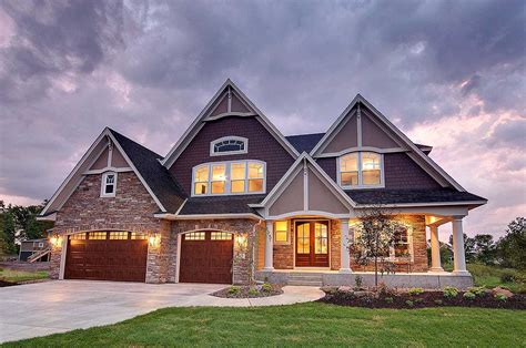 Storybook House Plan with Open Floor Plan - 73354HS ...