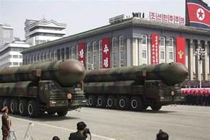North Korea Ballistic Missile Test