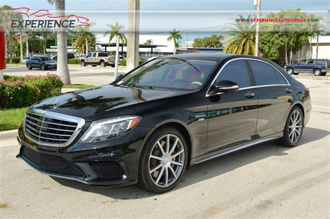 used 2014 mercedes s63 amg for sale fort lauderdale fl