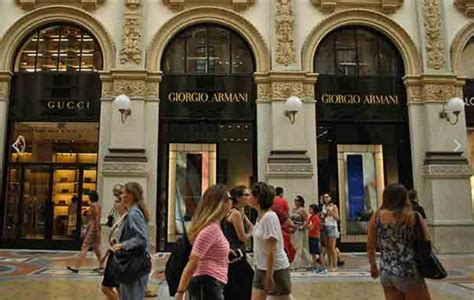 Top 5 Shopping Streets In Milan