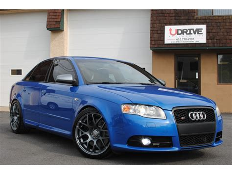 2005 Audi S4 Spec by 2005 Audi S4 Information And Photos Momentcar