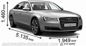 Dimension Audi A4 Avant : dimensions des voitures audi avec longueur largeur et hauteur ~ Medecine-chirurgie-esthetiques.com Avis de Voitures