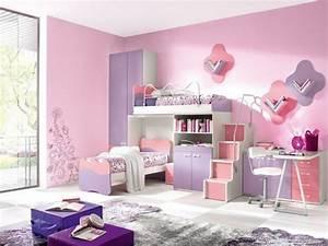 chambre rose et violet chaioscom With peinture chambre fille rose violet