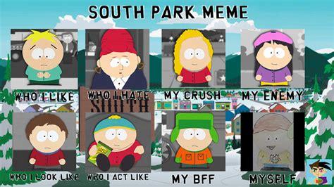 South Park Meme Episode - south park meme spongefan257 by spongefan257 on deviantart