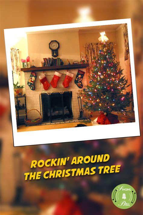 free christmas carols gt rockin around the christmas tree